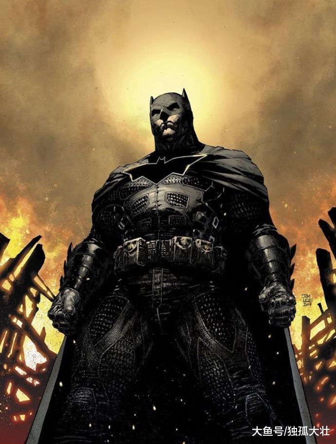 金色先锋为何无法拯救蝙蝠侠的悲剧? 蝴蝶效应的影响太大了!