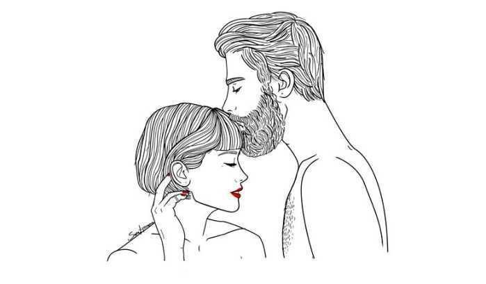 恋爱次数越多, 越不会那么用力爱一个人了