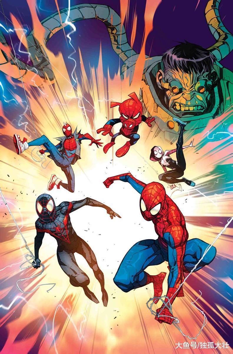 《蜘蛛章鱼》究极蜘蛛侠重新归来, 我章鱼博士才是最帅的蜘蛛侠!