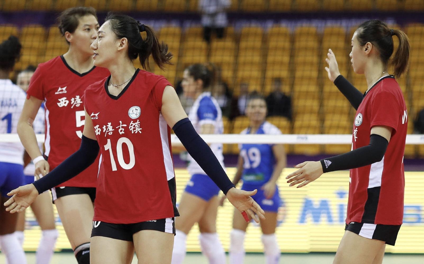 差距太明显! 中国排球代表队引进4强援出局 央视: 能赢1局就不错