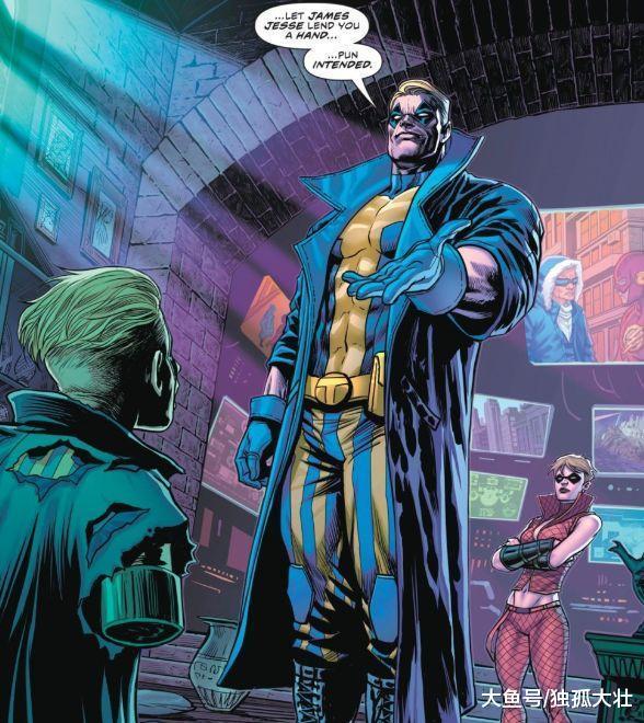 闪电侠获得全新力量, 体型膨胀堪比绿巨人, 地球上最强壮的男人?
