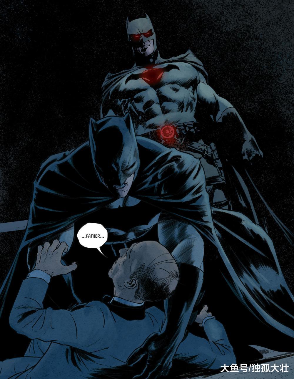 《蝙蝠侠: 暴君之翼》托马斯终于出现, 企鹅人的担心成为现实!
