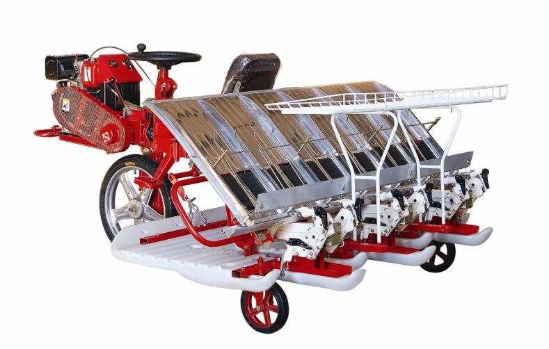 水稻插秧机的正确使用及其维护保养