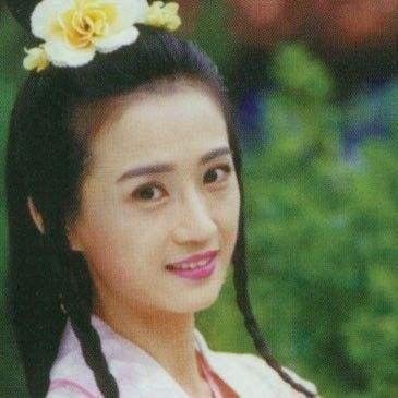 她是台湾美女, 贾静雯曾为其作配, 出家为尼一年后为养家再度复出
