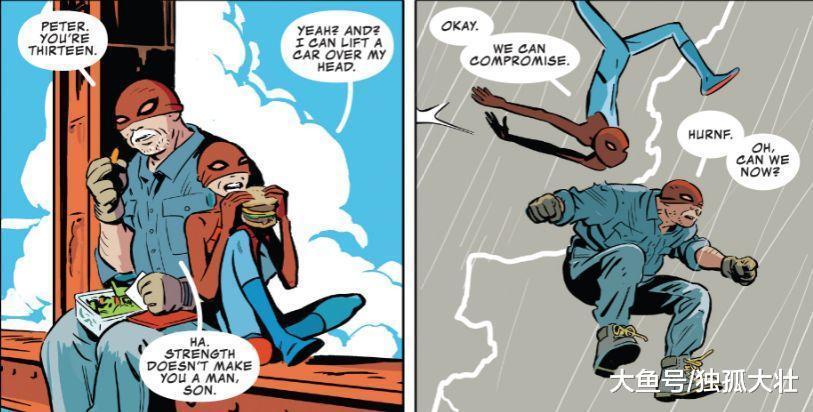 《蜘蛛末日》本叔竟然和彼得·帕克一起变成了蜘蛛侠, 蜘蛛叔叔?