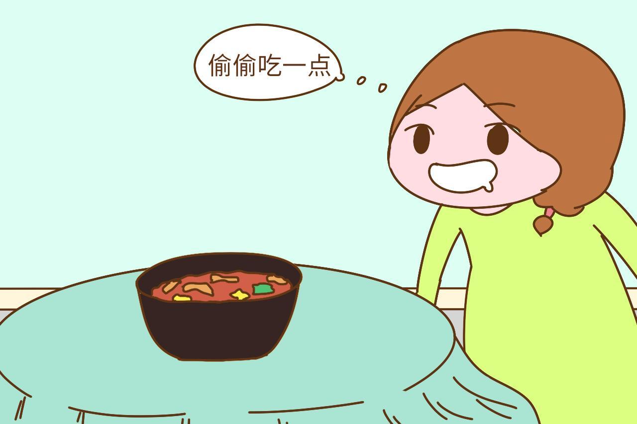 """哪怕肚里揣着娃, 这几样""""垃圾""""食品还是放不下, 你中招了吗?"""