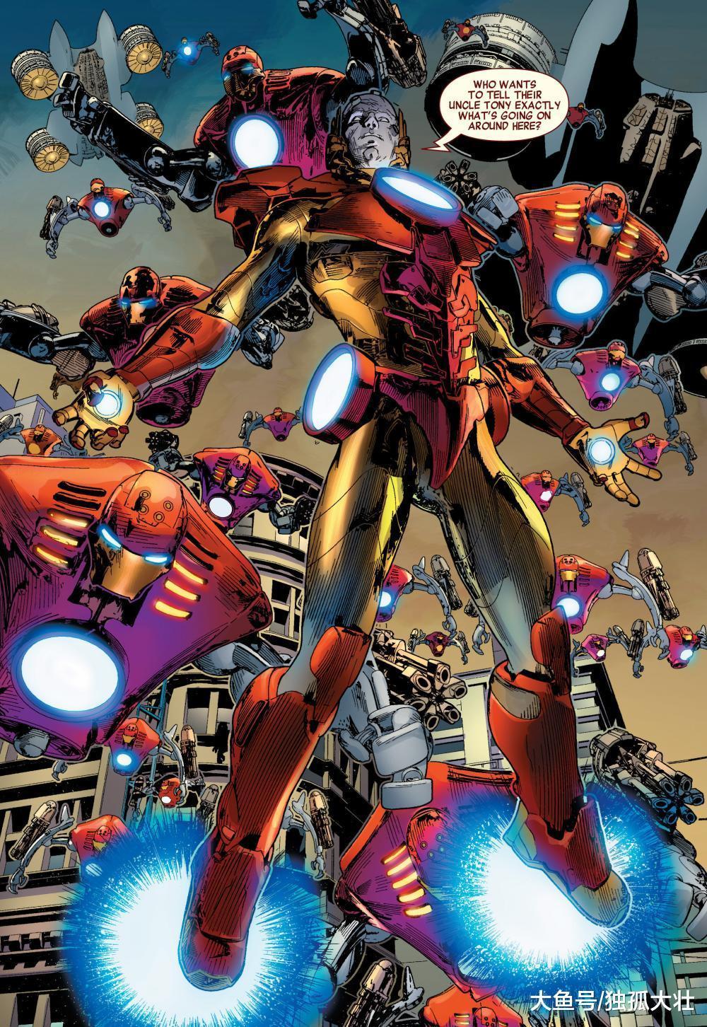 钢铁侠真的能算一个普通人吗? 他的各种黑科技太逆天了!