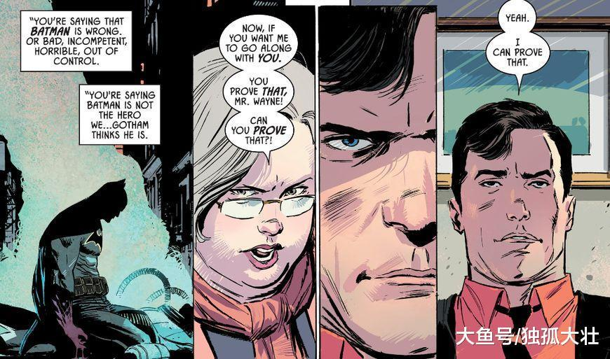 蝙蝠侠化身超级侦探, 亲自做无罪辩护, 急冻人案件瞬间逆转!