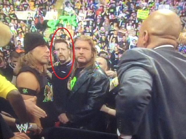 他是WWE史上第100位冠军! 看看希莫斯身上有哪些您不晓得的事
