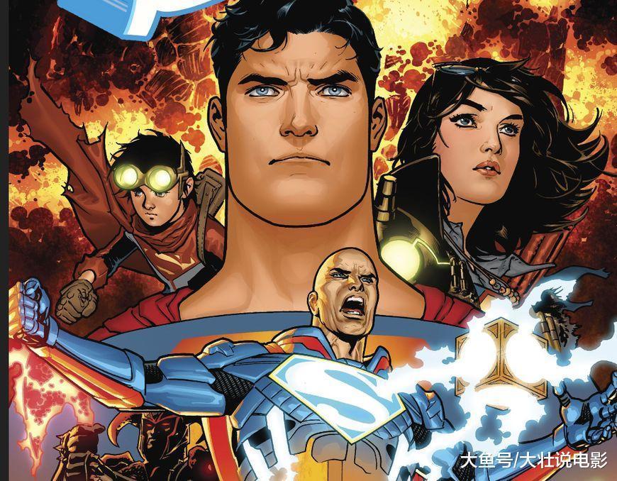神奇女侠和超人在神域战斗了一千年, 雷神托尔都战死了!
