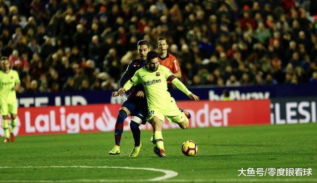 今晨梅西双管齐下独制5球! 球王贝利还美意思道他左脚不可吗?