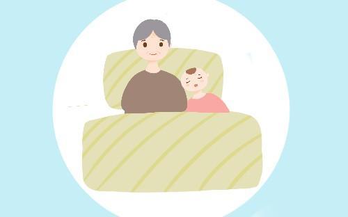 孩子3岁前和谁一起睡, 影响孩子一生的性格, 爸妈可不要大意