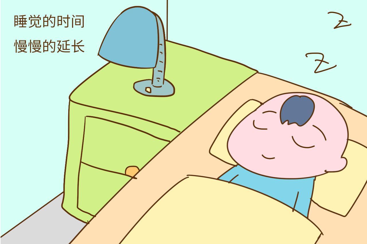 放婴儿睡觉的步骤图片