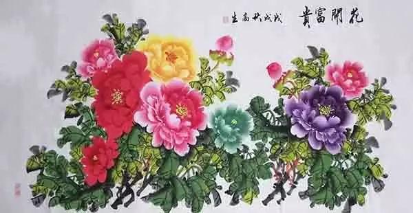 国礼特供艺术家——颜高生