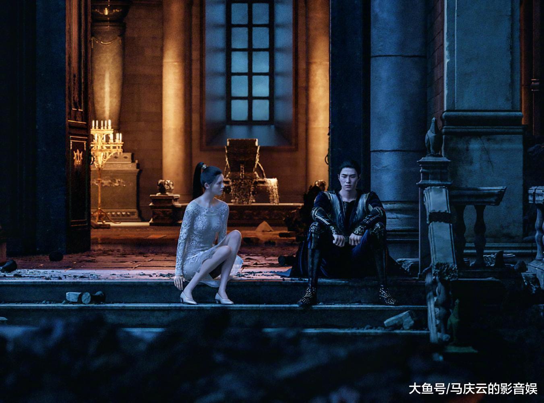 《爵迹2》预售5日票房已达八千元, 郭敬明能否正面硬抗徐峥