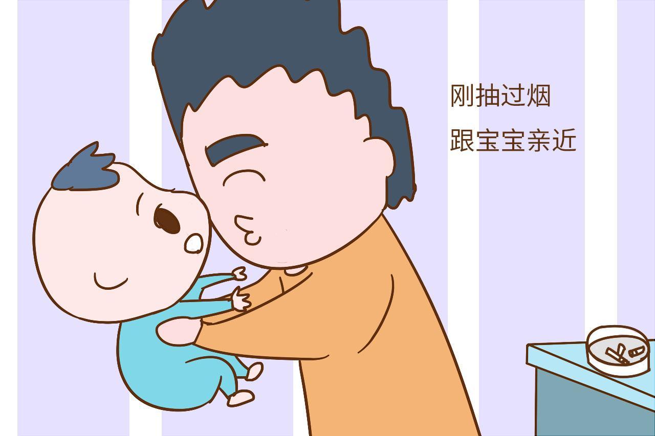 """家有新生儿, 爸爸就算再高兴也别做这些事情, 当心""""坑""""了宝宝"""