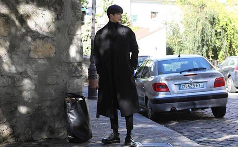 大衣谁不会穿?怎么凹出高级感才是关键