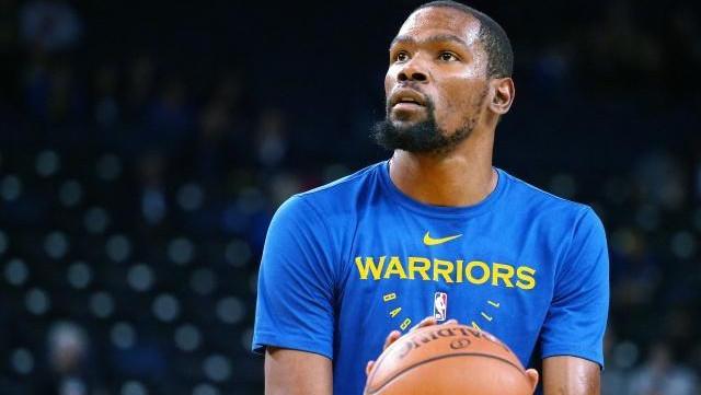 杜兰特没进前五! NBA公布最新一期MVP榜单, 哈登得分最高!