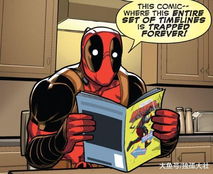 漫威宇宙最悲剧的角色死侍, 他和蜘蛛侠真的是太可怜了!