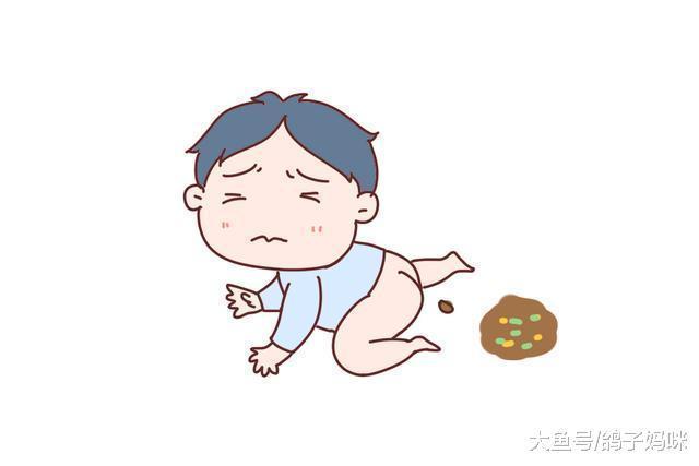 宝宝腹泻导致严重脱水, 若出现这几种状况请马