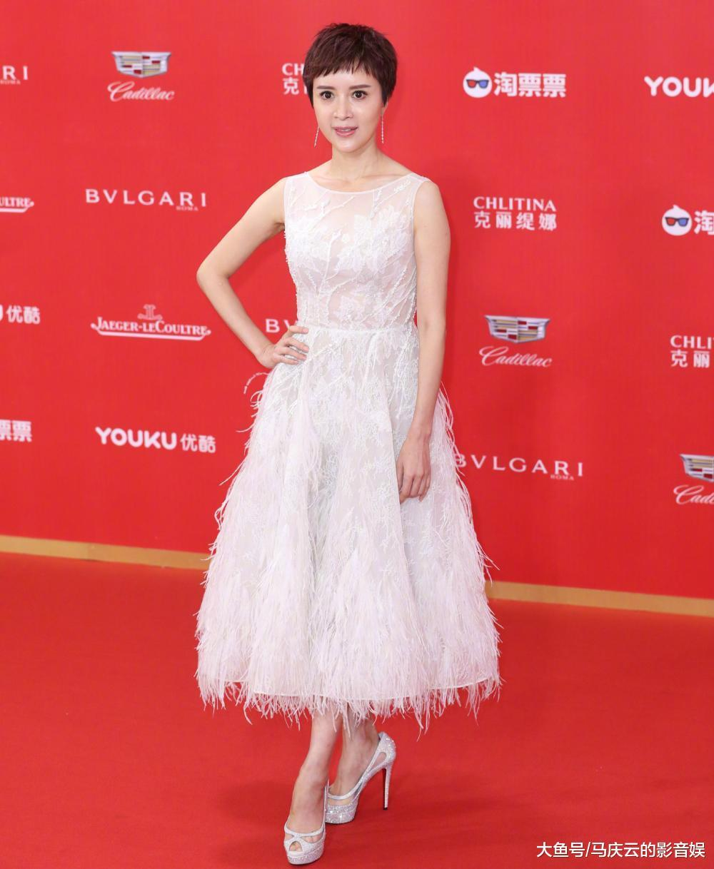 金爵奖红地毯女星争艳, 最美最雷最高冷女星都是谁