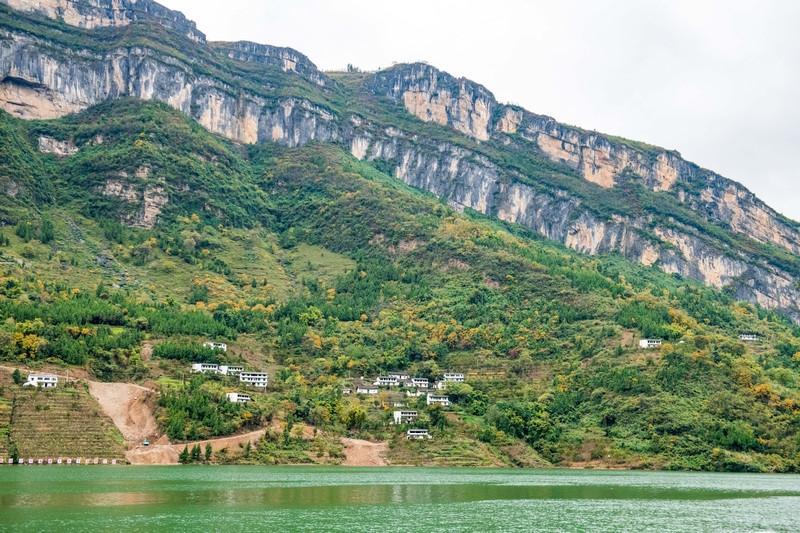 实拍三峡最美的一个峡, 沿途的风景变幻莫测, 此生一定要去看看!