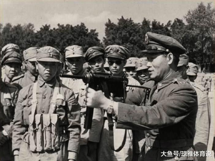 他是一位抗日战神, 果杀日本人太多, 被日本人告上了国际法庭