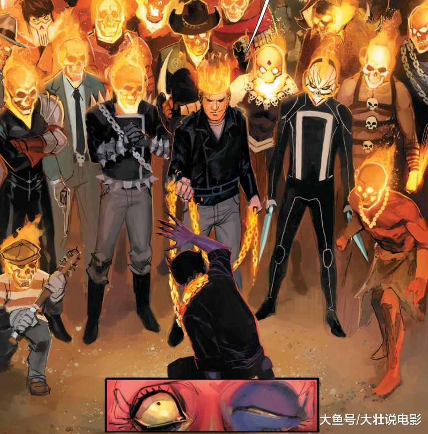 《奇异博士》复仇者联盟被恶魔之王团灭, 恶灵骑士拯救世界!