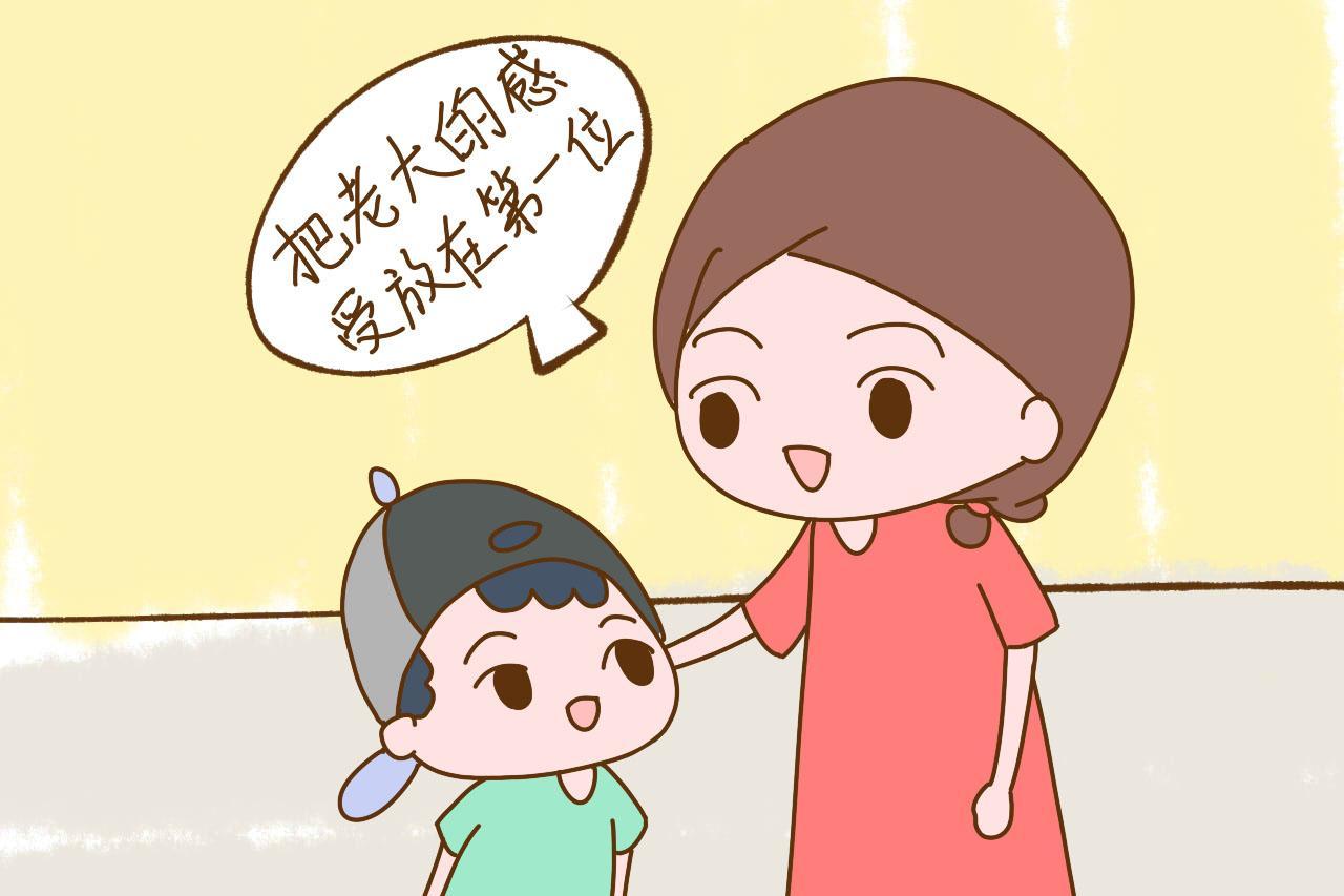二胎家庭如何避免孩子争宠? 父母只用一招, 俩孩子很相爱