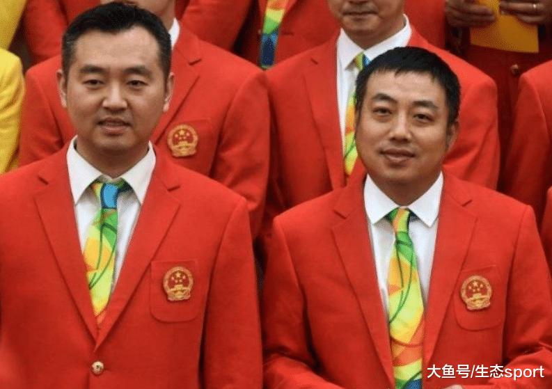 国乒产生年夜更改, 5个专业人做专业事, 19个副主席已成汗青!