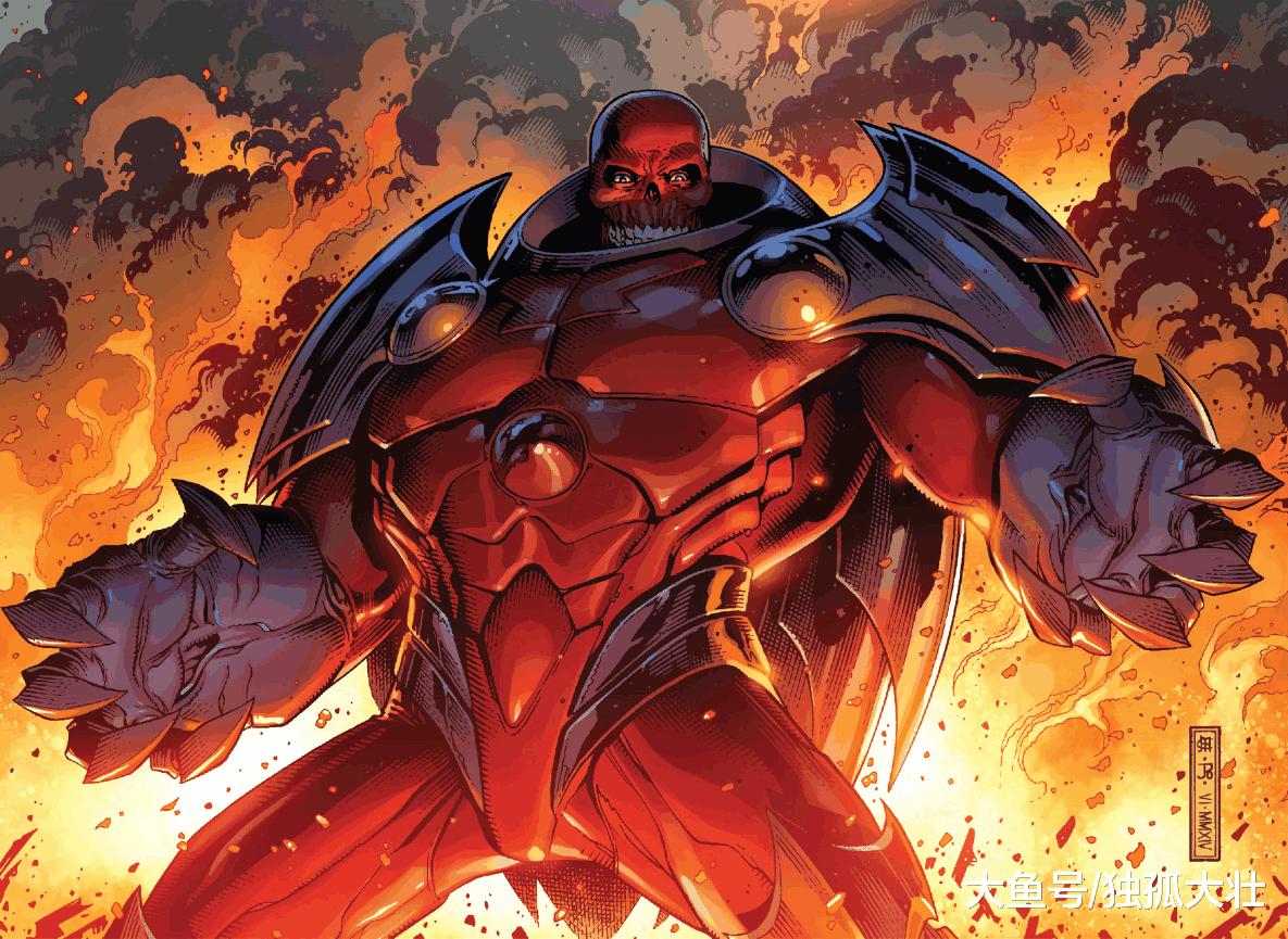 《美国队长》红骷髅已经复活, 九头蛇将迎来内战?