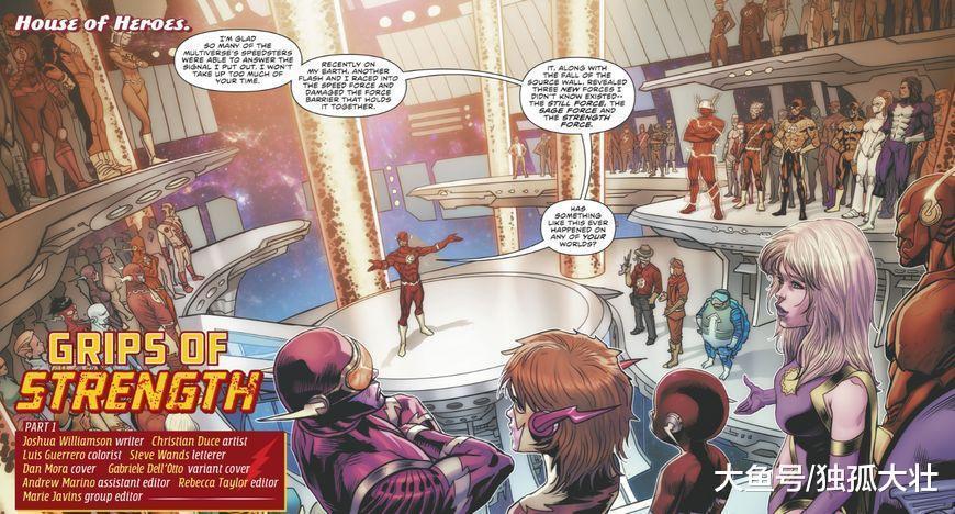闪电战争结束, 沃利被送到庇护所, 巴里·艾伦召开闪电侠大会!