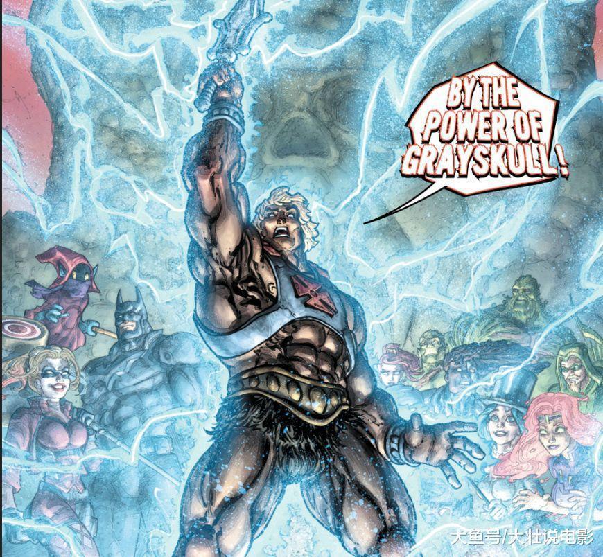 不义联盟大战宇宙巨人希曼, 超人控制蝙蝠侠, 达米安成最后希望!