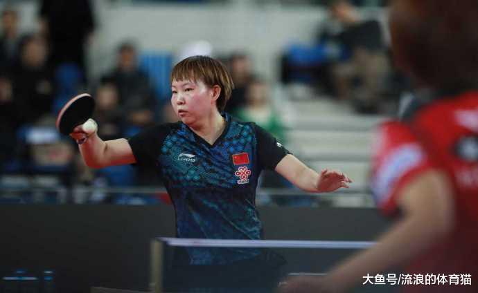 0-4, 刘诗雯惨败世界第一行步8强, 无缘总决赛第4冠!