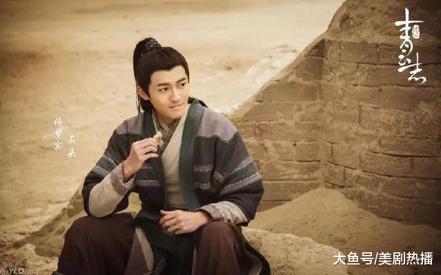 新版《神雕侠侣》杨过由新人挑大梁, 他能超越黄晓明和古天乐么?