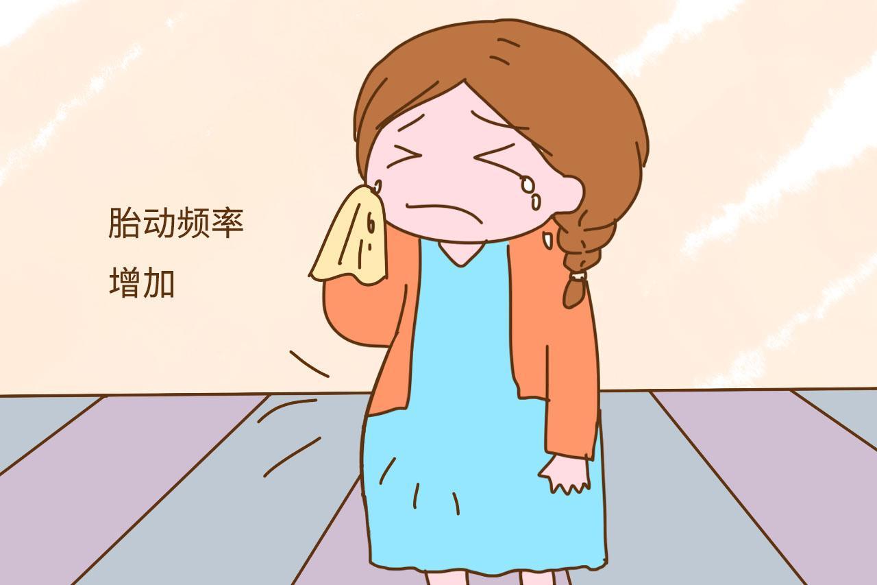 孕妈如果正在伤心哭泣, 肚子里的宝宝会做什么? 答案太暖心
