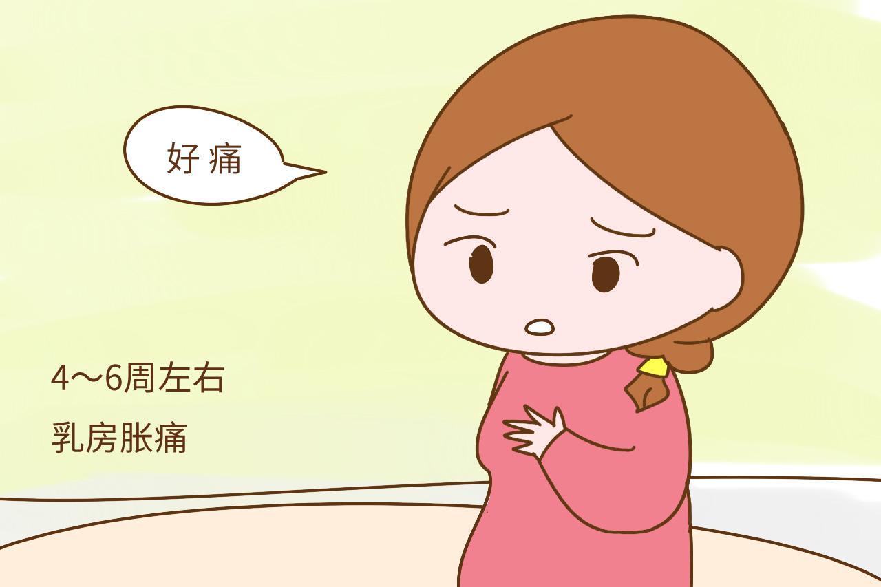 孕期有这4种不适反应, 恰巧说明胎宝发育很健康, 孕妈就高兴吧
