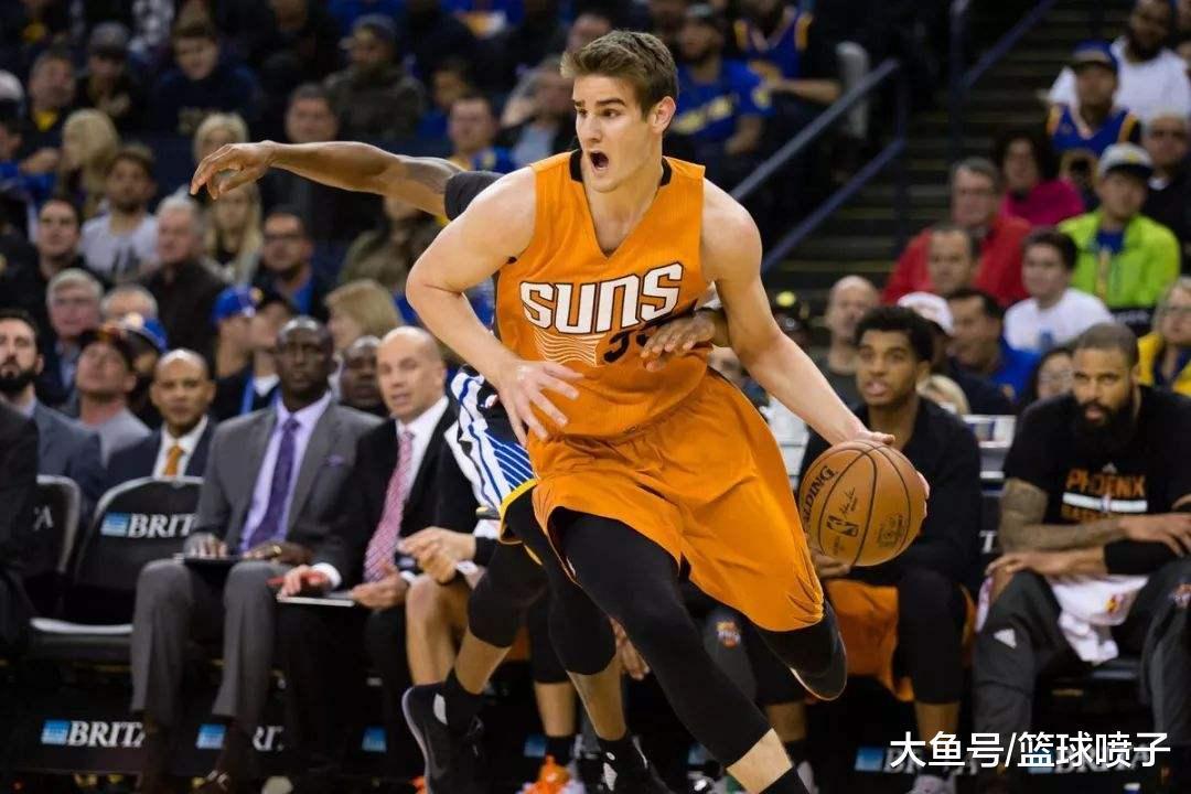 NBA现役5年夜鹞子男, 苏丹人不进禁区, 周琦躺枪, 1人似乎有洁癖!