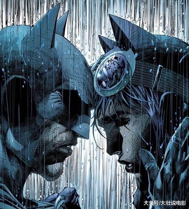 《蝙蝠侠》蝙蝠侠婚礼惨遭剧透, 编剧怒言要写100期爱情故事!