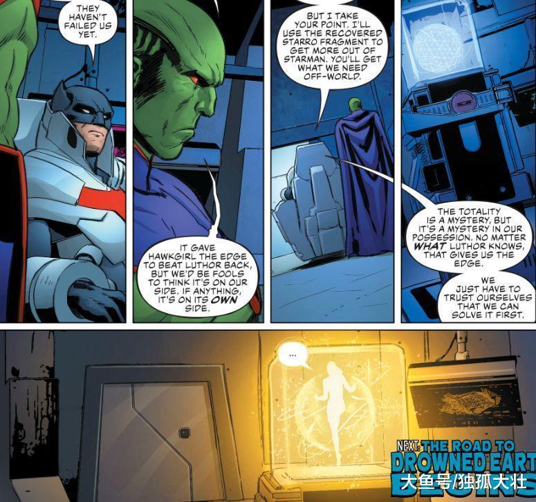 《正义联盟》蝙蝠侠坐上轮椅, 起源墙竟是封印一位神灵的牢笼!