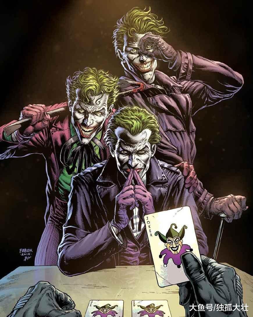 《滅族之灾》黑化的小丑到底有多么恐怖? 哥谭市笼罩在黑暗之下!