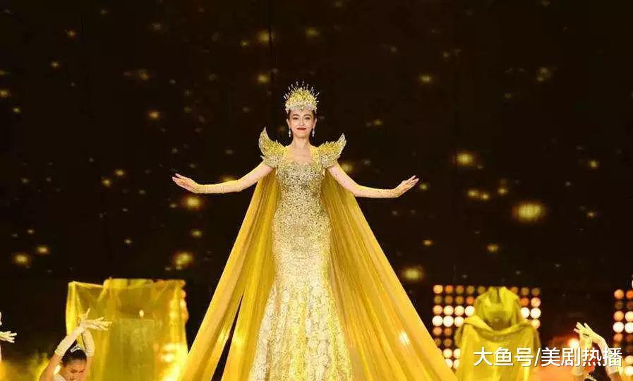 金鹰女神可能是杨颖? 网友: 那迪丽热巴和杨紫她们都是陪跑的?
