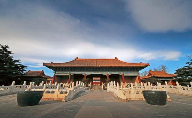北京最亲民的景区, 地理位置就在故宫隔壁, 但是门票居然只收2元