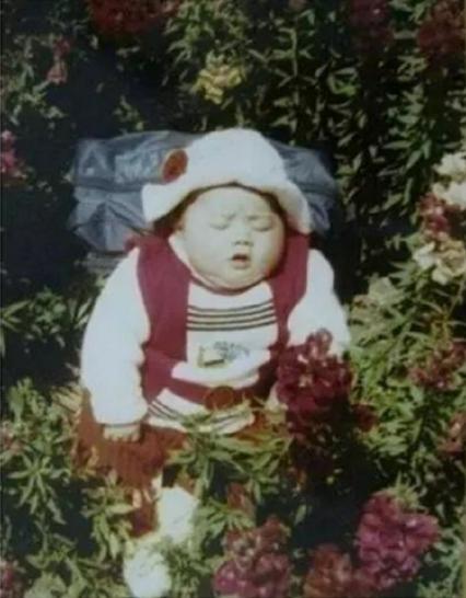你小时候照过什么爆笑的帅照,不是我吹,当年我可是时尚弄潮儿!