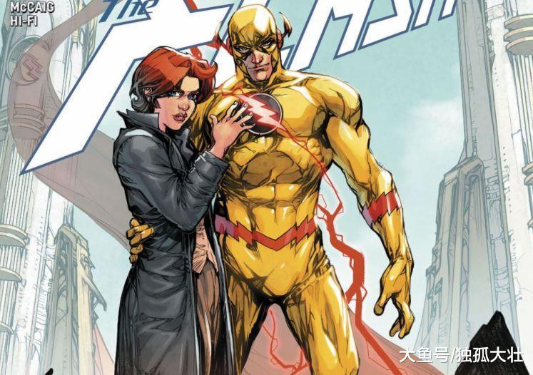 DC公布全新漫画《闪电侠: 元年》, 巴里·艾伦将会迎来起源故事?