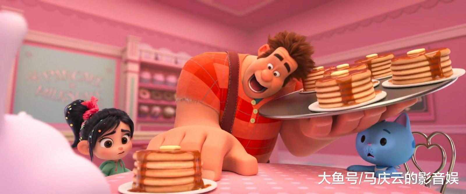 《无敌破坏王2》温情而老套, 迪士尼就是来秀财大气粗的