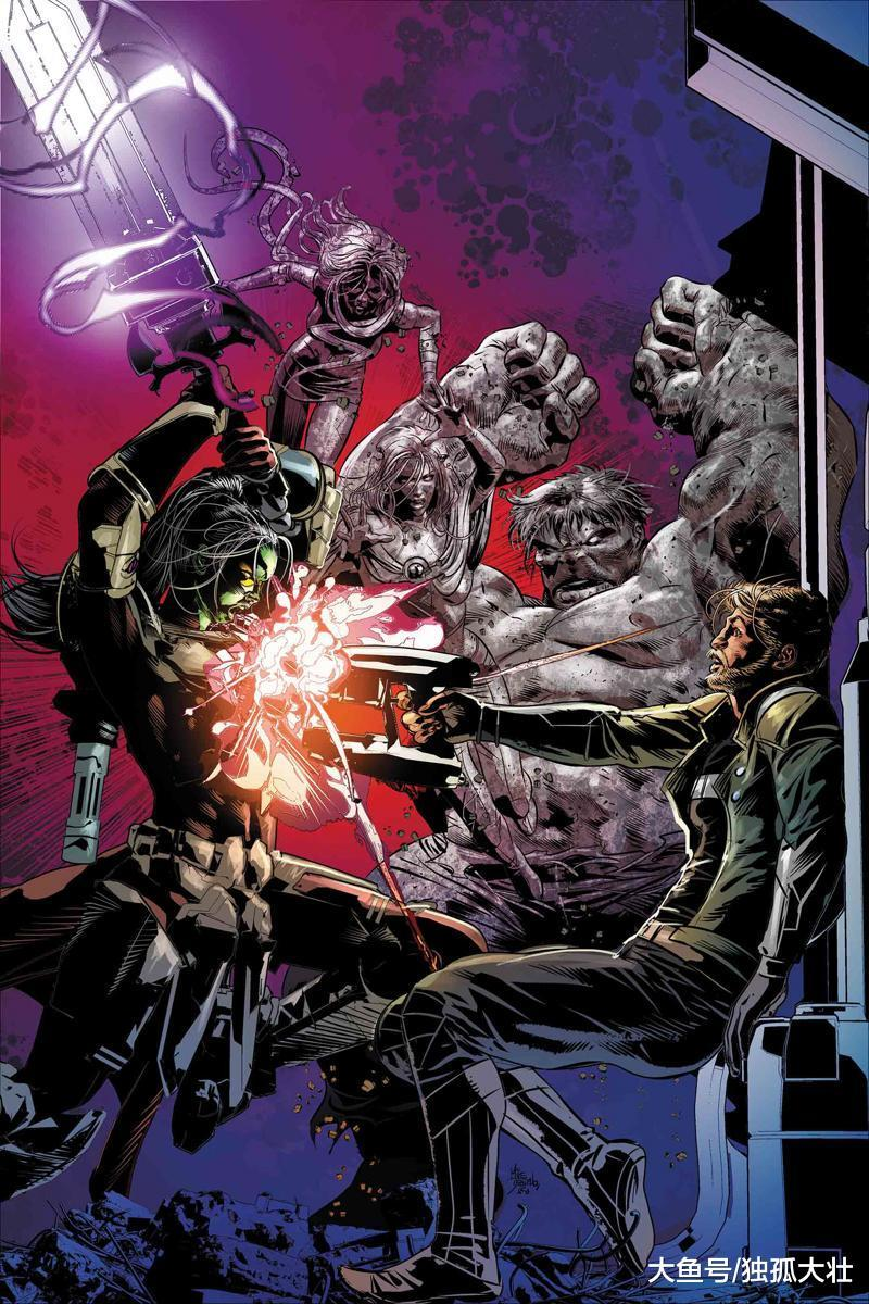 《无限战争》复仇者全员战败, 新英雄将会是拯救世界的关键?
