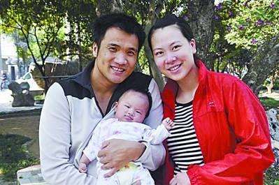 羽坛世界冠军张洁雯近况: 退役远嫁马去西亚, 现6岁女儿很心爱