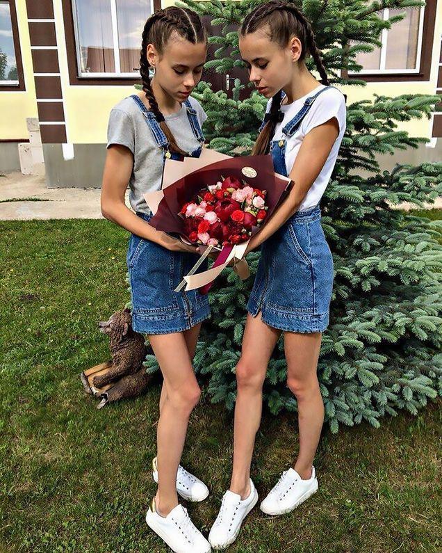 经纪公司要求瘦出颧骨, 双胞胎姐妹模特瘦剩不到80斤进重症室
