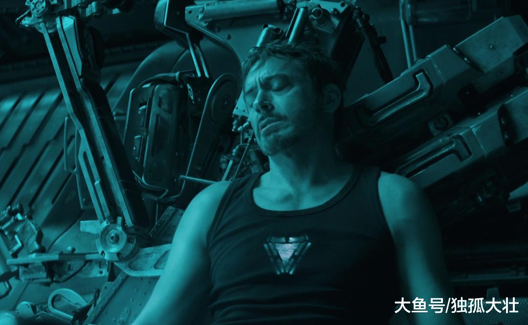《复仇者联盟4》剧情猜想, 钢铁侠被困太空或许就是结局?